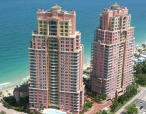 The Palms Waterfront condos