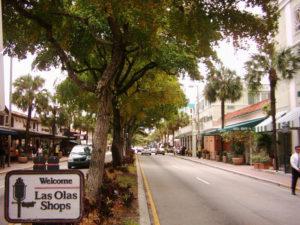 Las Olas Blvd Fort Lauderdale