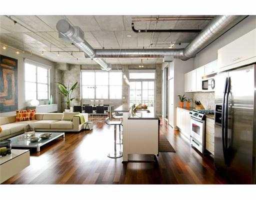 Mills Lofts Fort Lauderdale - Living Area