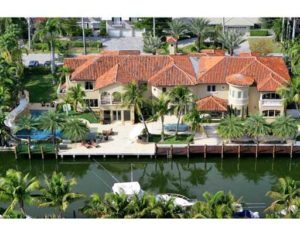 Fort Lauderdale Waterfront Homes - Example