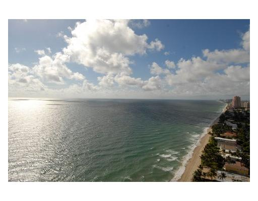 L' Hermitage Fort Lauderdale - View South