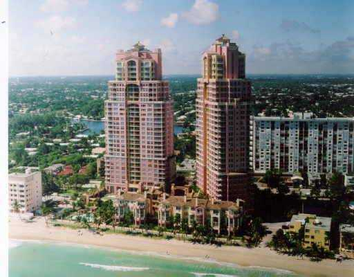 The Palms Condos Fort Lauderale Beach Side Buildings