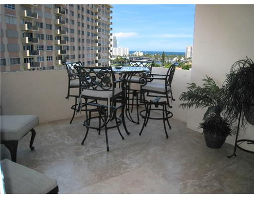 Four Seasons Condos - Balcony
