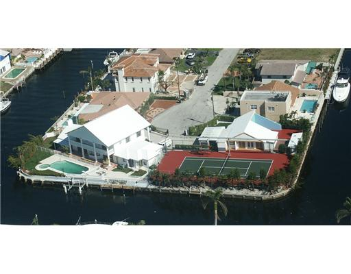 Waterfront Homes Fort Lauderdale - Point Lot
