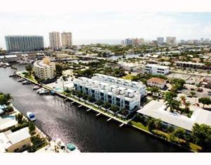 Pompano Beach Condos For Sale Florida - Harbor Village - Off Intracoastal