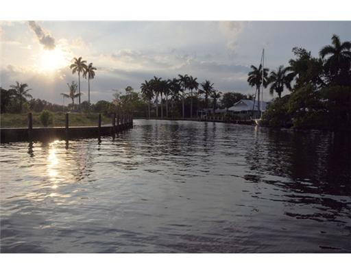 Waterfront Homes Fort Lauderdale - Waterway