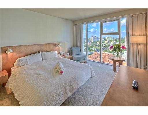 W Fort Lauderdale Condo Residences Bedroom