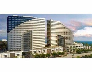 W Fort Lauderdale Condos - Buildings
