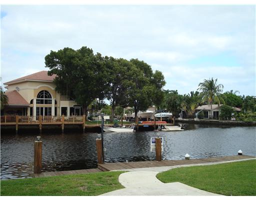 Waterfront Homes Fort Lauderdale - Dock and View