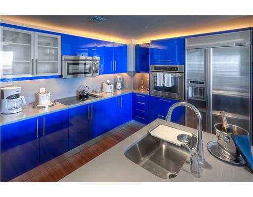 W Fort Lauderdale Condos Residences Kitchen