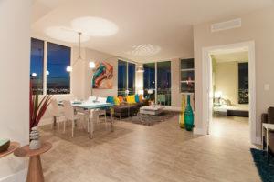 Strada 315 Fort Lauderdale - Living Space