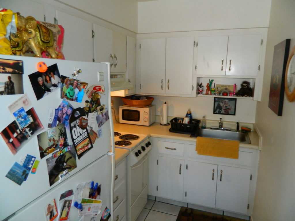 Oakland Park Condos Three Rivers - Kitchen