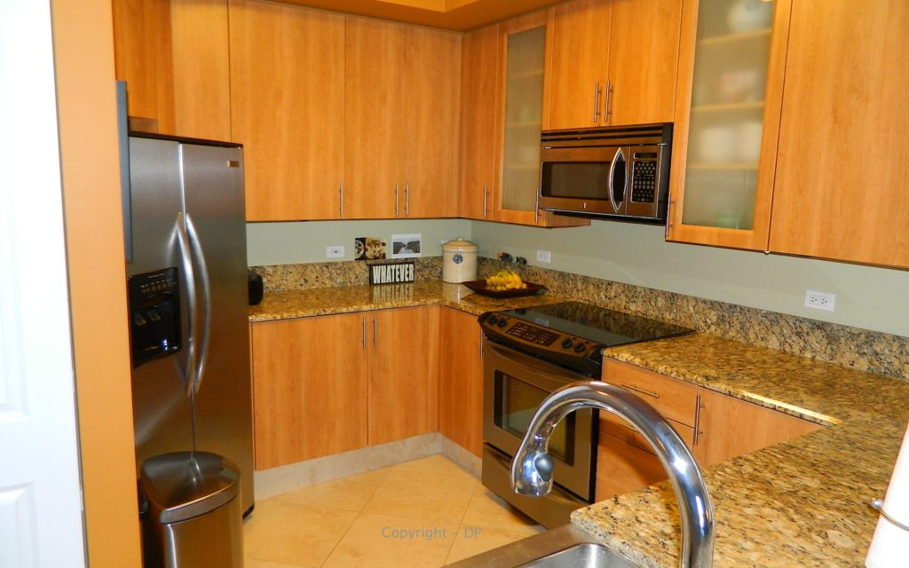 Wilton Station Condos For Sale - Pacific 406 - Kitchen