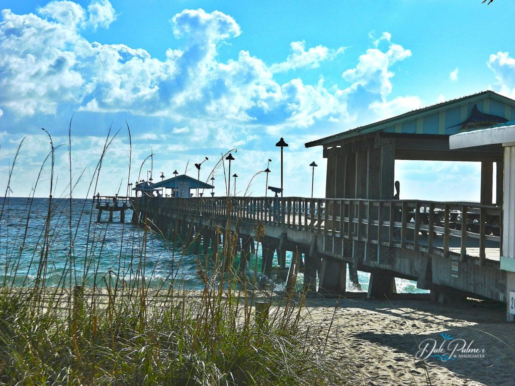 Pier at Lauderdale by the Sea