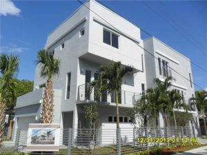 Fort Lauderdale Townhomes - Victoria Park