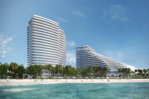 Auberge Fort Lauderdale Condos - Both Buildings