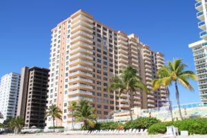 Regency Tower Condos - Beach View