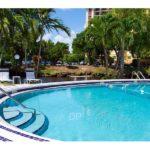 Wilton Manors Condo | Manor Grove #F114 - Pool