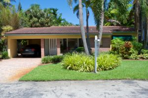 Fort Lauderdale Homes - 1224 NE 17th Way - Front