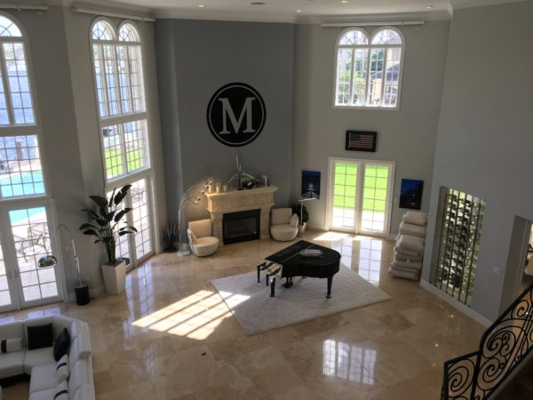 Fort Lauderdale Waterfront Home - Living Area