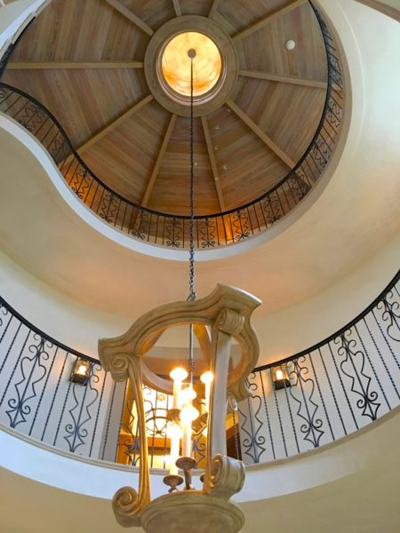 Fort Lauderdale Waterfront Homes - 615 Lido Drive - Stair Case