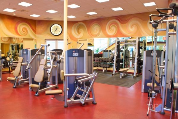 Wilton Station Condos - Gym