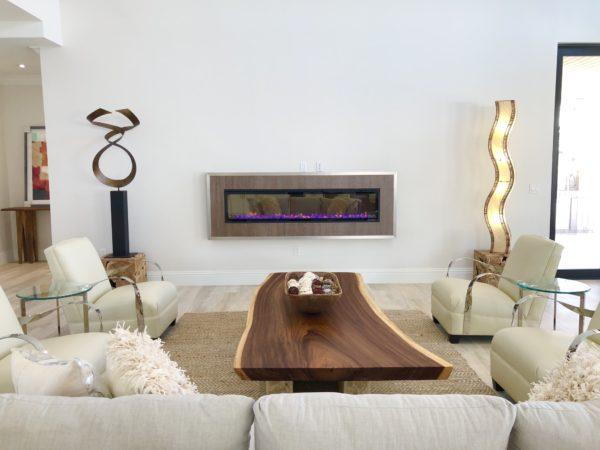 2808 NE 26th Place - Living Room