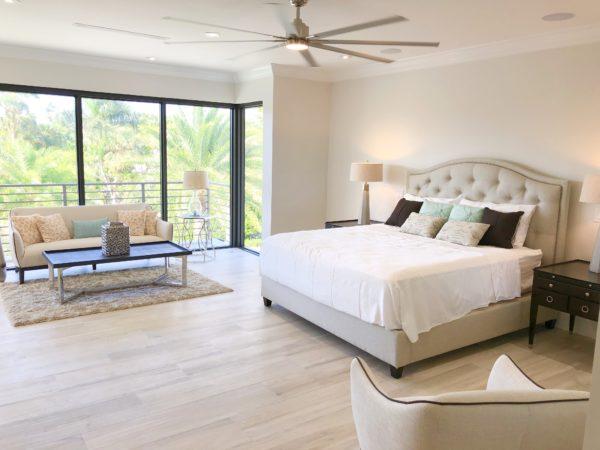 2808 NE 26th Place - Master Bedroom