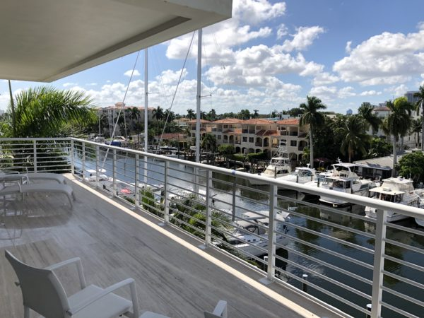 151 Isle of Venice Dr - 4B - Balcony View