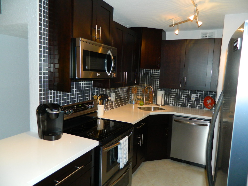 Manor Grove Condos SOLD - K105 Kitchen
