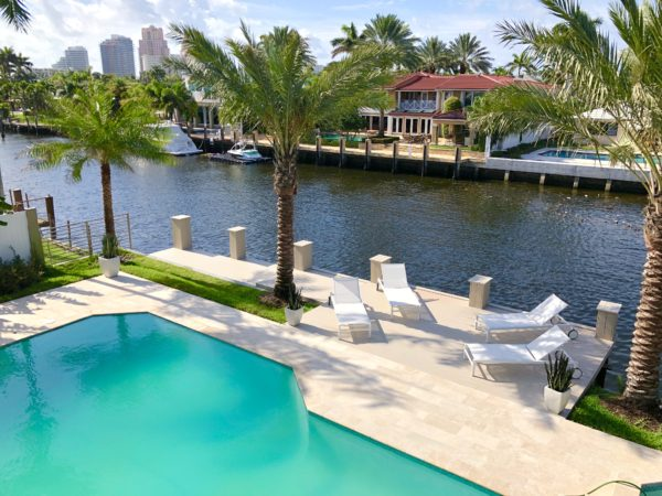 2808 NE 26th Place - Waterfront and Pool