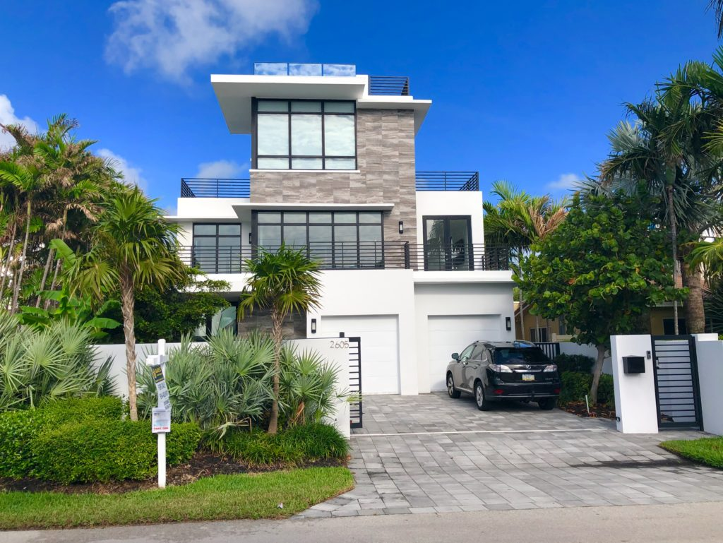 Fort Lauderdale Oceanfront Homes