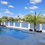 1231 Seminole Drive - Pool and Waterfront