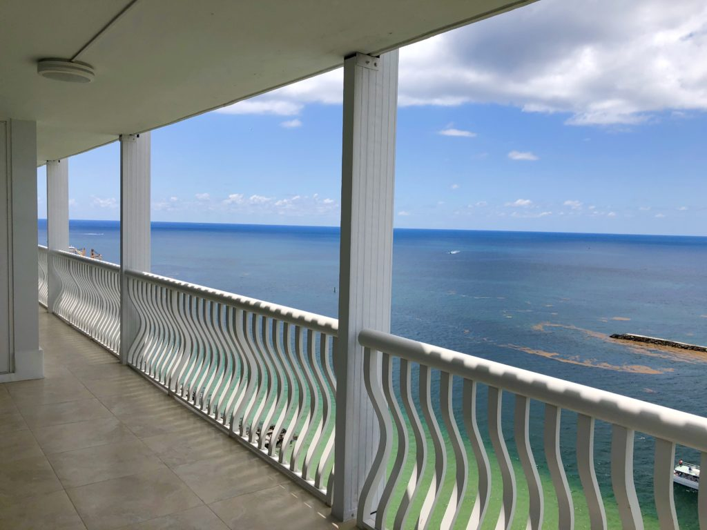 Point of Americas - Unit 2302 Ocean Port View