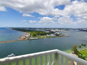 Point of Americas - Unit 2302 view