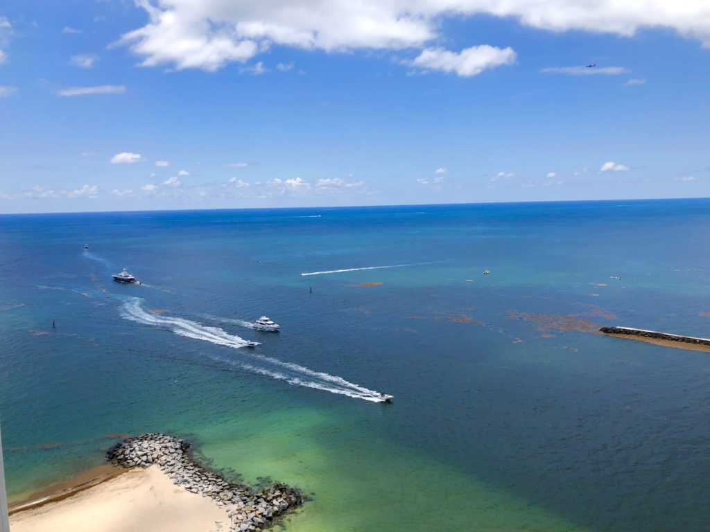 Point of Americas - Unit 2904 Ocean Port View