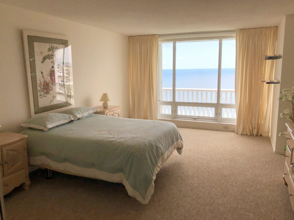Point of Americas - Unit 2904 Master Bedroom