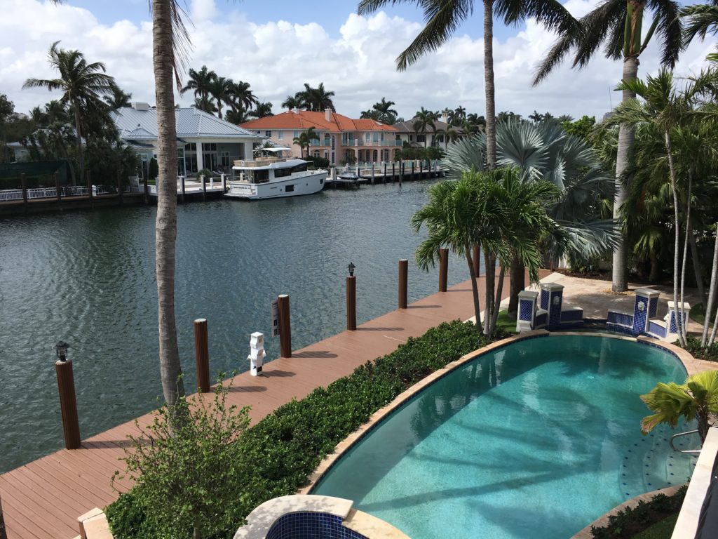 Fort Lauderdale Waterfront Luxury Home