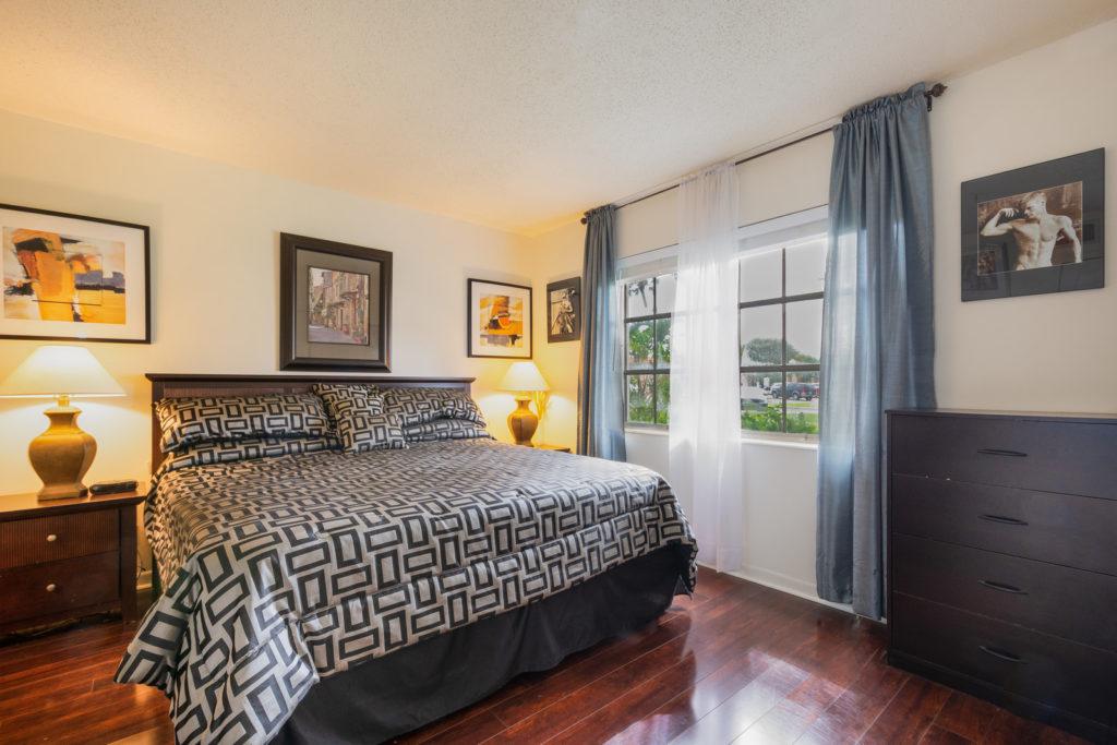Manor Grove Condos - Master Bedroom