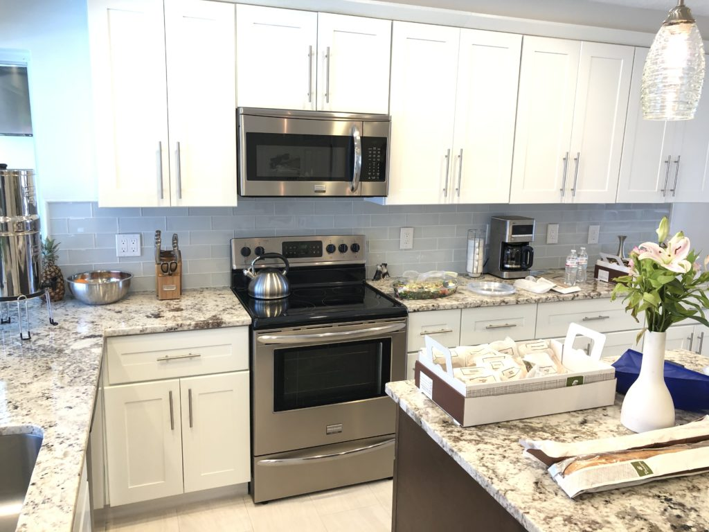 Fort Lauderdale Home - Kitchen