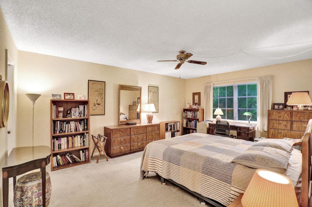 Manor Grove Condos - 106M Master Bedroom