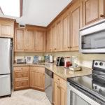 Manor Grove Condos - 106M Kitchen