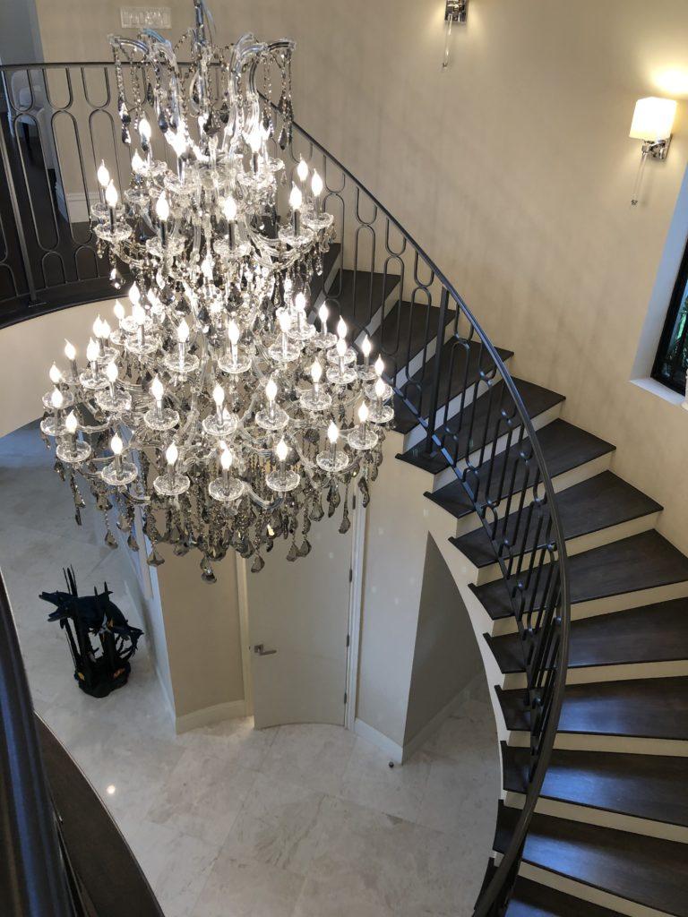 156 Fiesta Way - Staircase