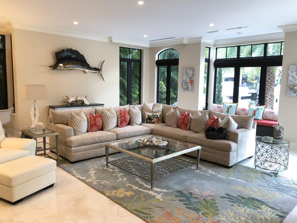 156 Fiesta Way - Living Room
